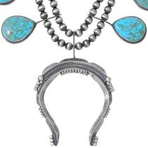 Native American Squash Blossom Necklace 35263
