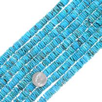 High Grade Turquoise Heishi 34775