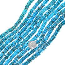 High Grade Turquoise Heishi 34777