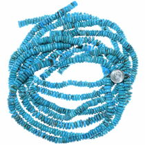 Kingman Blue Turquoise Beads 34778