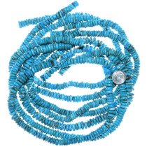 Kingman Blue Turquoise Beads 34778