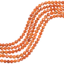 Spiny Oyster Round Beads 34780
