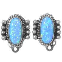 Native American Opal Earrings 35279