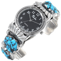 Vintage Sleeping Beauty Turquoise Watch 35284