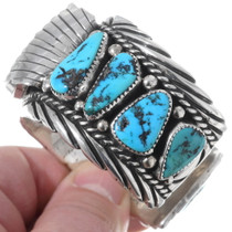 Sleeping Beauty Turquoise Watch Bracelet 35285