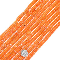 Orange Spiny Oyster Beads 31962