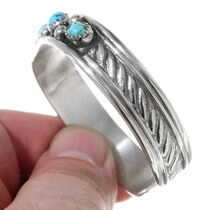 Native American Turquoise Bracelet 35341