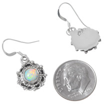 Native American Made Opal Earrings 35364