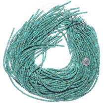 Green Turquoise Beads 34791
