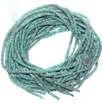 Green Santo Domingo Style Turquoise Beads 34793