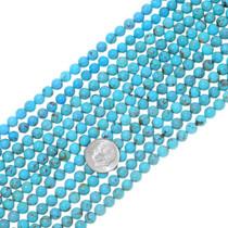 High Grade Round Turquoise Beads 34797