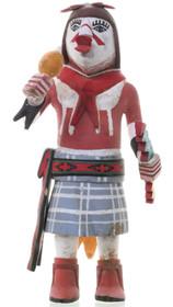 Vintage Hopi Hand Carved Kachina Doll 35399