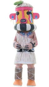 Vintage Hopi Heyheya Kachina Doll 35400
