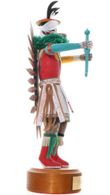 Native American Hand Carved Kachina Carving 35403