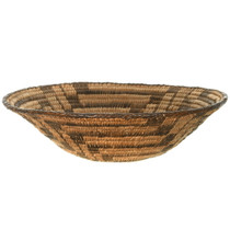 Authentic 1920s Native American Pima Basket 35413