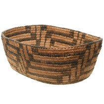 Antique Pima Indian Basket 35415
