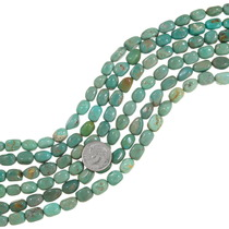Genuine Turquoise Nugget Beads 35504