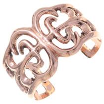 Navajo Copper Bracelet 35496