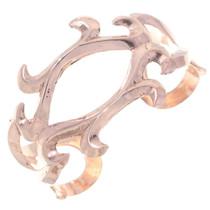 Copper Cuff Navajo Bracelet 35601