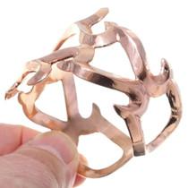 Old Pawn Style Copper Bracelet 35601