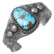 Old Pawn Royston Turquoise Bracelet 35603