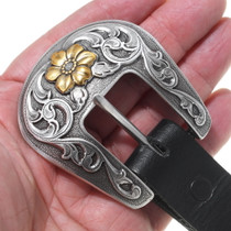 Western Engraved Ranger Buckle 35613