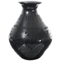 Casas Grandes Rattlesnake Design Mata Ortiz Pottery 35633