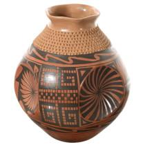 Large Polychrome Mata Ortiz Pottery 35643