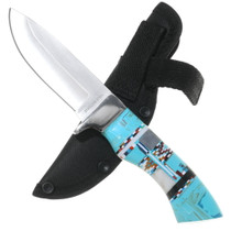 Turquoise Handle Knife 35653