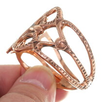 Native American Copper Bracelet 35667