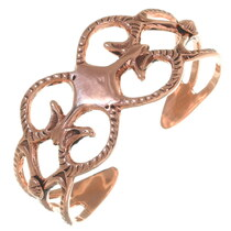 Navajo Copper Ladies Bracelet 35667