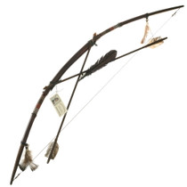 Navajo Indian Bow and Arrows 35678