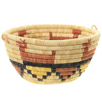 Authentic Native American Basket 35690