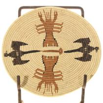 Vintage Bird Lobster Basket Tray 35698