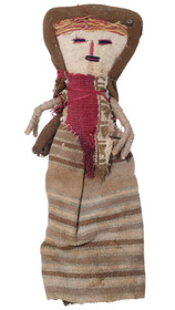 Vintage Chancay Indian Doll 35699