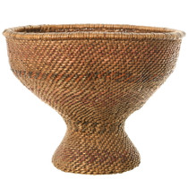 Authentic Hualapai Tribe Basket Chalice Cup 35709