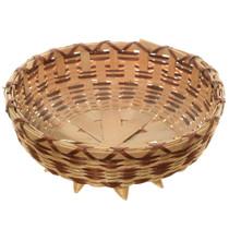 Vintage East Coast Indian Basket 35711