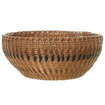 Early 1900s Native American Basket Washo Tribe 35712