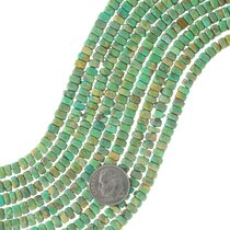 Green Turquoise Beads 35506