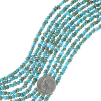 Turquoise Nuggets Beads Color Mix 35508