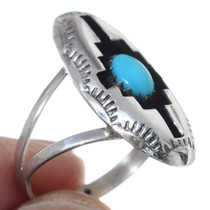 Native American Ladies Pointer Ring 35727