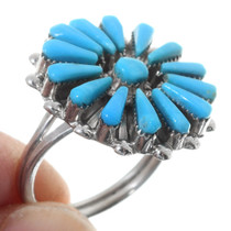 Sleeping Beauty Turquoise Ring 35732