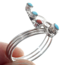 Native American Turquoise Ring 35740