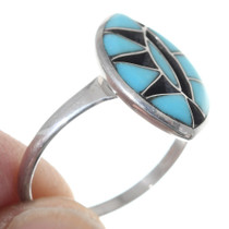 Turquoise Inlay Ring 35749