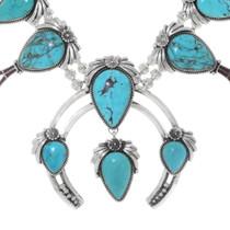 Southwest Squash Blossom Jewelry 23814