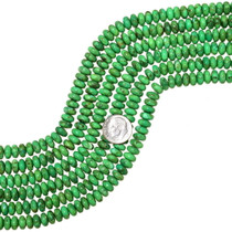 Super Green Turquoise Beads 35517