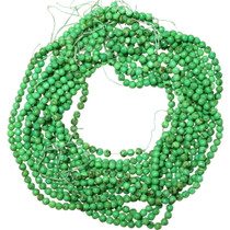 Green Turquoise Bead Strands Jewelry Supplies 35520
