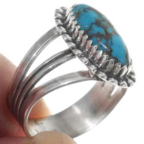 Native American Turquoise Ring 35871