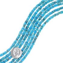 High Grade Turquoise Heishi 35530