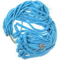 Sleeping Beauty Blue Turquoise Beads 35531